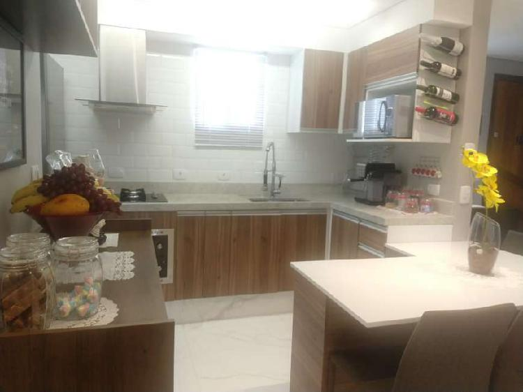 Apartamento para venda com 52 metros quadrados com 2 quartos