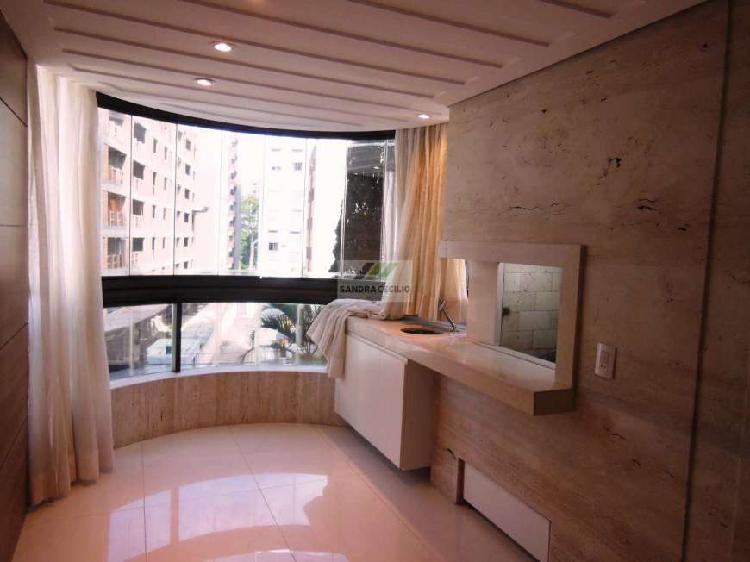 Apto com 3 dorms, centro, florianópolis - r$ 1.3 mi, cod: