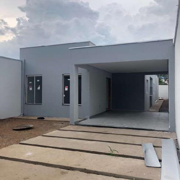 Casa nova a venda no bairro santa cruz 1 3/ santa cruz -