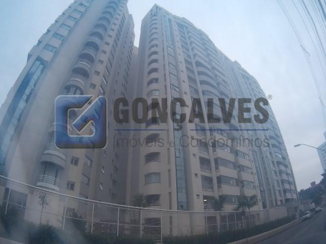 Venda apartamento santo andre bairro casa branca ref: 106955
