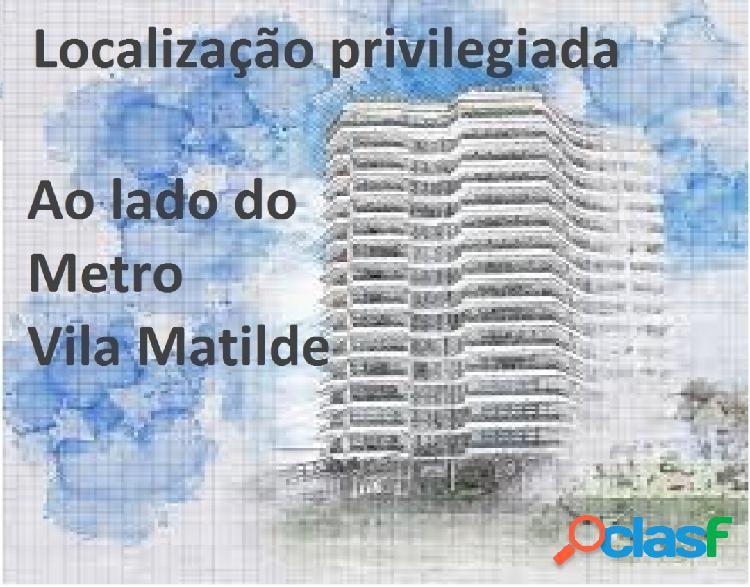 BREVE LANÇAMENTO - AO LADO HOSP. VILA MATILDE - Apart. 30 mts 2