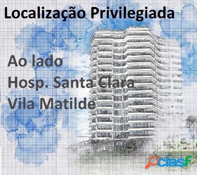 BREVE LANÇAMENTO - AO LADO HOSP. VILA MATILDE - Apart. 30 mts 3