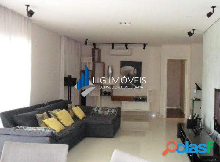 Apartamento 158 m2, 3 suítes condomínio edifício ghaia alphaville