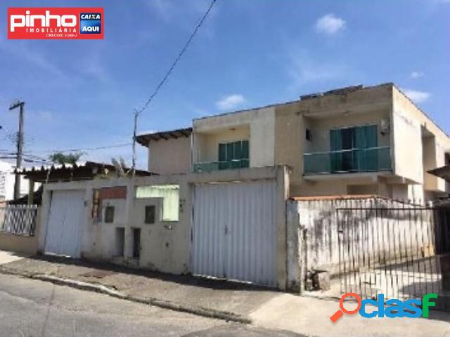 Casa 03 dormitórios (01 suíte), venda direta caixa, bairro dom bosco, itajaí, sc, assessoria gratuita na pinho