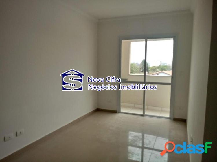 Apartamento novo 2 dormitórios (2 suítes) + lavabo - único na região
