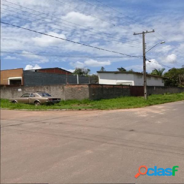Barracão industrial, esquina, próximo à volvo