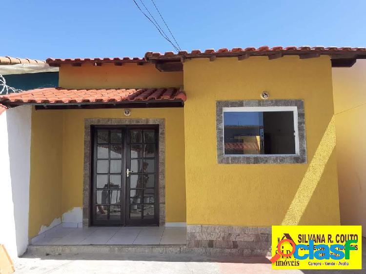 Casa 2 qts + anexo, perto praia recanto de itaipuaçu- r$ 250 mil