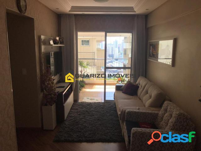 Apartamento à venda 3 quartos (1) suite, 2 vagas - centro sbc