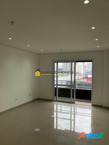 Sala comercial à locação 31 m² e (1) vaga - domo business - centro sbc