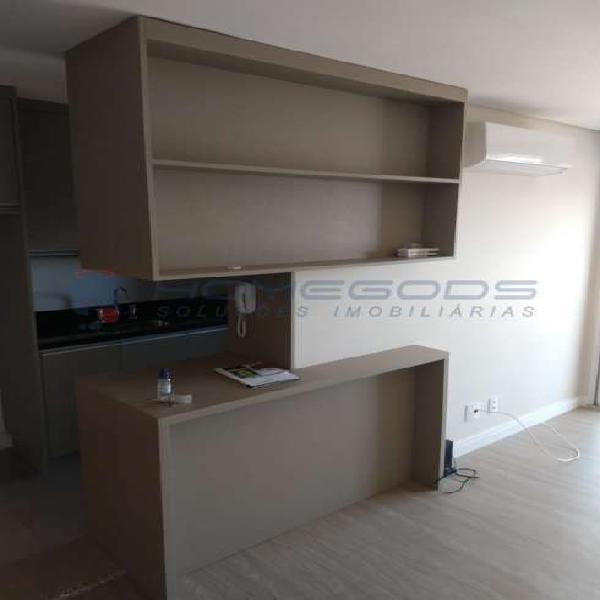 Apartamento 2 dorms sendo 1 suite 1 vaga stage guanabara