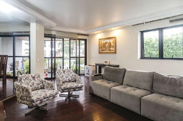 Apartamento vila mariana. 163m² 3 dormitórios 1 suite 2