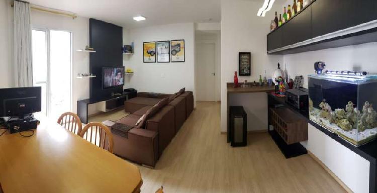 Apartamento a venda no belém 65 m² 3 dorms terraço