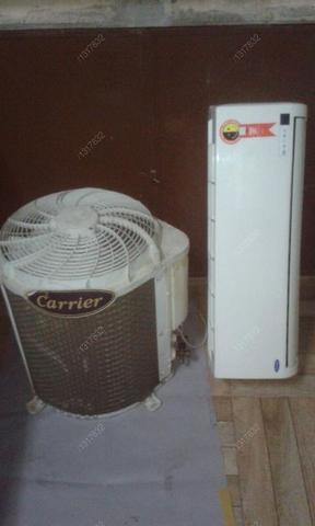 Ar condicionado 18.000 btus quente e frio já incluída
