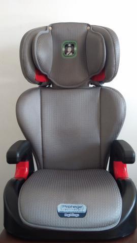 Cadeira auto burigotto reclinável 15-36kg cinza