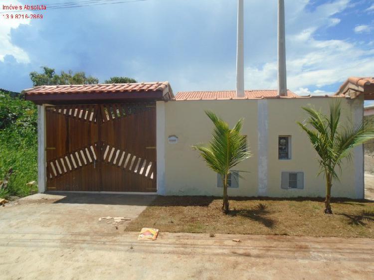 Casa nova lado praia