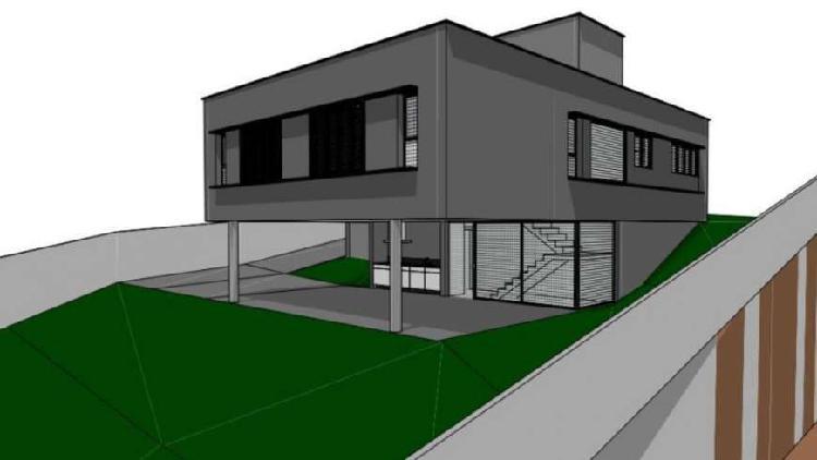 Casa com 3 suítes á venda no condomínio alphaville