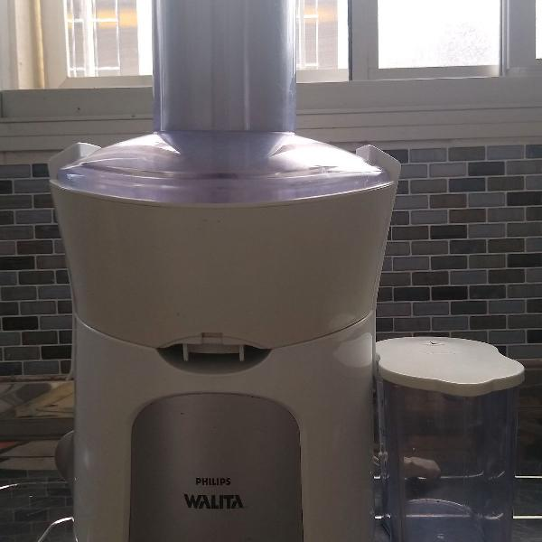 Centrífuga juicer philips walita