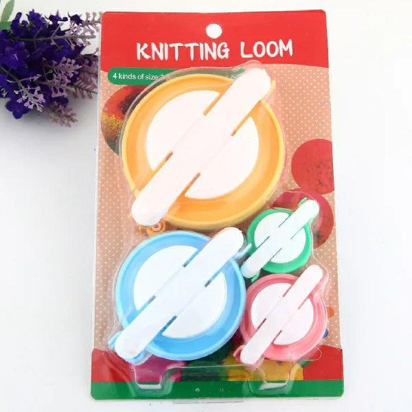 Kit de artesanato - kit de fazer pompom