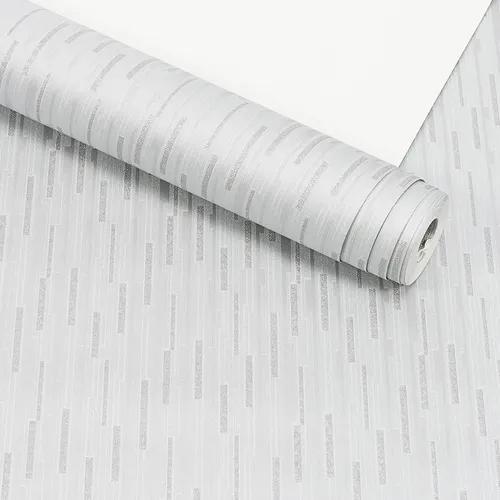 Papel de parede importado vinílico lavável geométrico