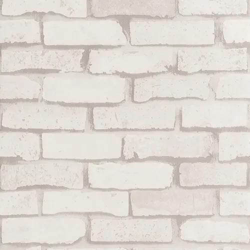 Papel de parede tijolinhos 3d rolo vinílico importado +