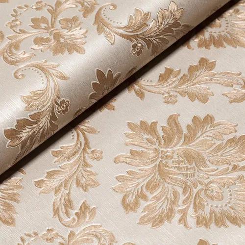 Papel de parede vinílico arabescos texturas