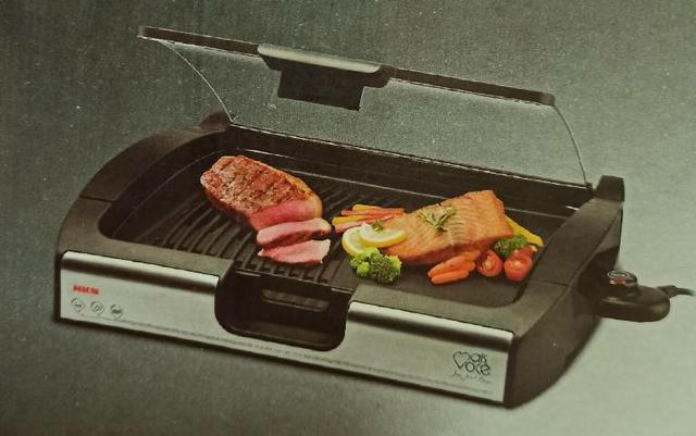Steak grill nks mais voce 110/220 v