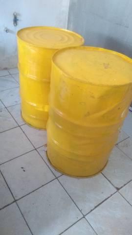 Vendo tonel (barril)
