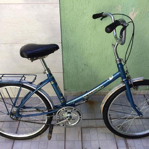 Bicicleta. antiga raridade
