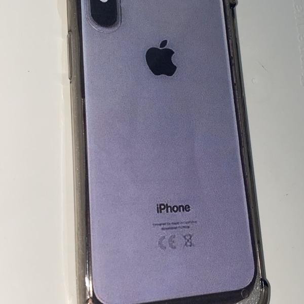 Case iphone x/xs cinza