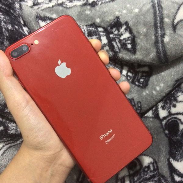 Iphone 8 plus red 128gb