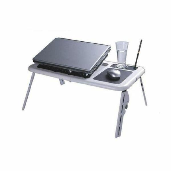 Mesa para notebook com cooler base p/mouse
