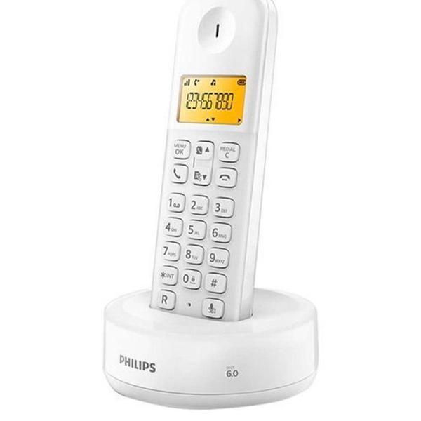 Telefone sem fio philips d130