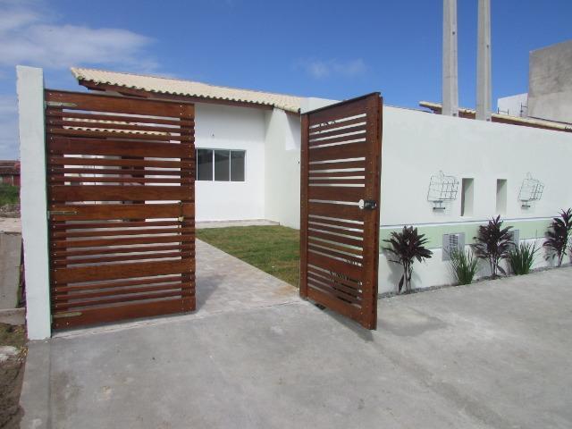 597-casa nova á venda com 75 m², 2 quartos, á 300 metros