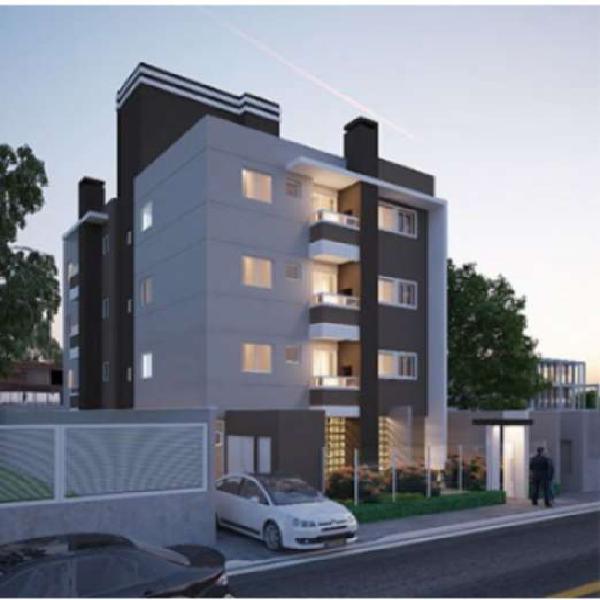 Apartamento residencial em joinville - sc, jardim iririú