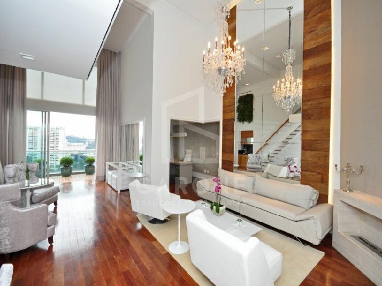 Apartamento residencial em são paulo - sp, brooklin