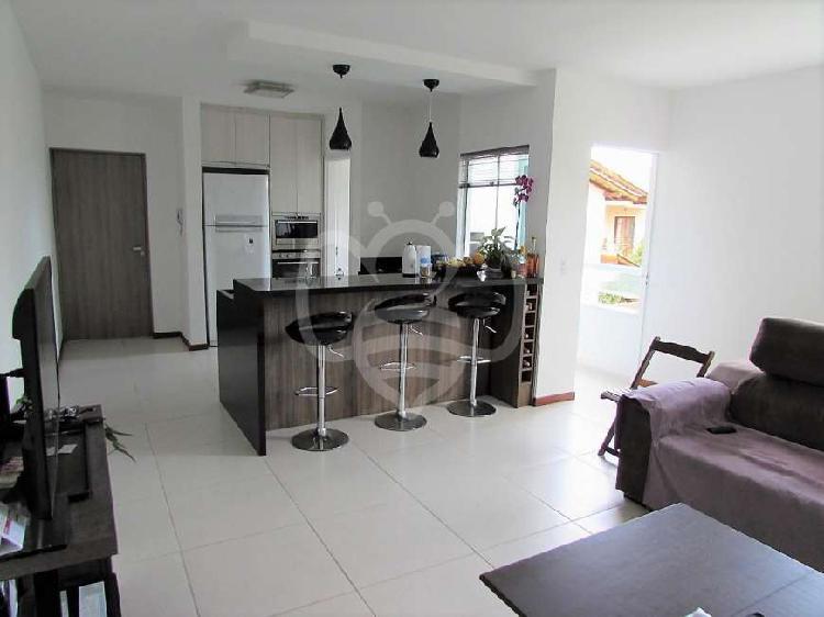 Apartamento 2 dormitórios no bairro campeche -