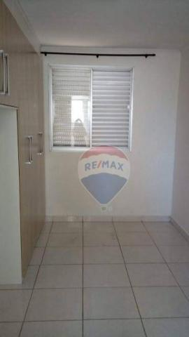 Apartamento com 3 dormitórios para alugar, 69 m² por r$