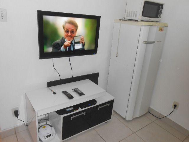 Apartamento temporada botafogo (praia) tv/wifi mobiliado