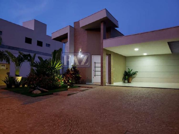 Casa térrea para venda em vila do golfe ribeirão preto-sp