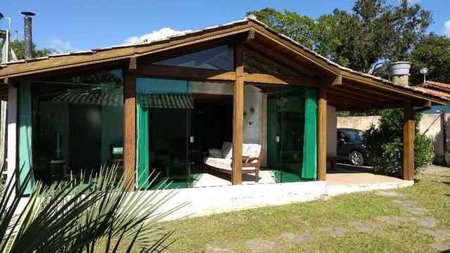 Casa de 3 dormitórios na praia do rosa