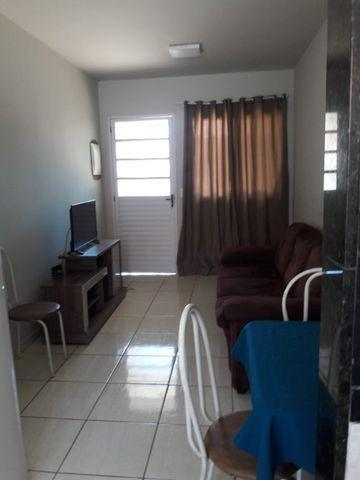 Casa mobiliada (diária ou temporada)