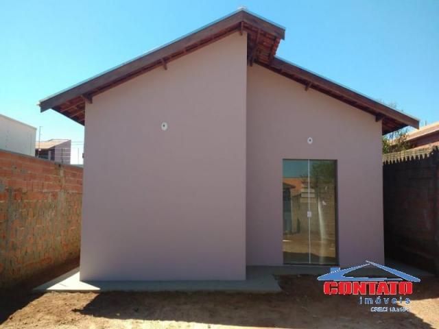 Casa à venda com 2 dormitórios em jd ipanema, são carlos