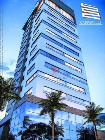 Cobertura com 2 dormitórios à venda, 141 m² por r$