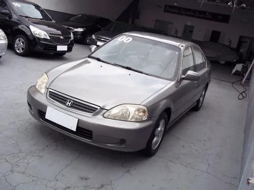 Honda civic 1.6 lx 4p