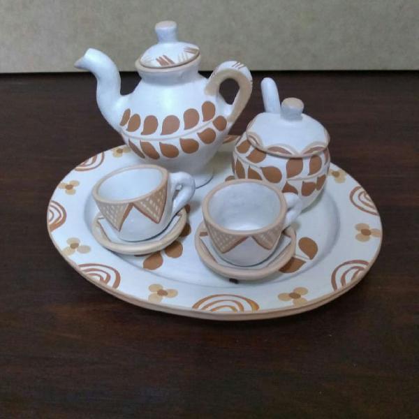 Mini conjunto de chá