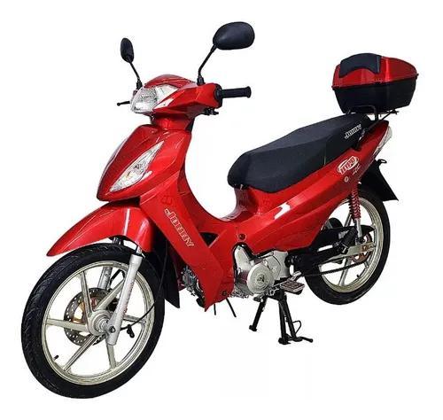 Moto jonny 125cc 0km-thormotos habilitada para