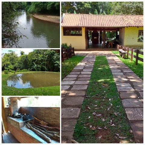 Sitio/casa/rio caldas/tank d peixe/fogao