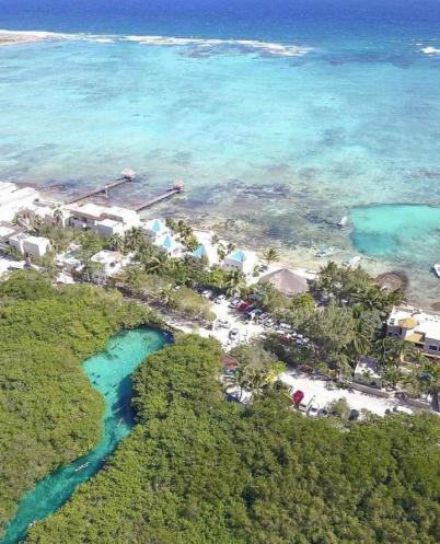 """Terra de oportunidade"""" de 430 hectares com 1600 praias."""