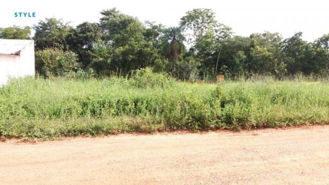Terreno à venda, 266 m² por r$ 40.000 - bairro são