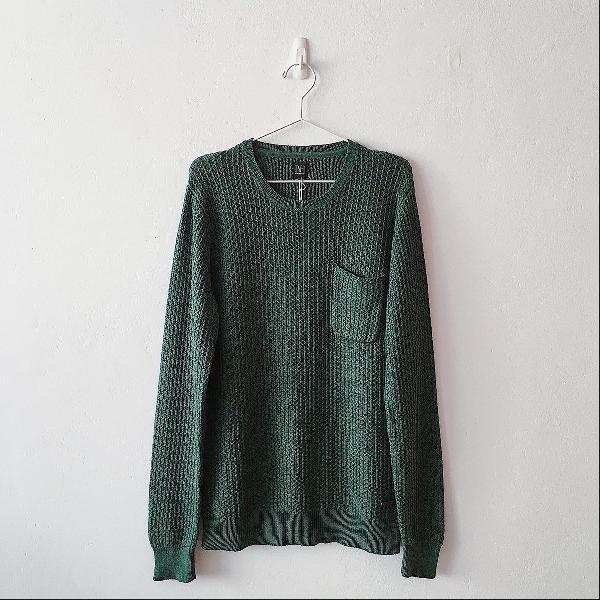 Blusa suéter malha tricô moletom corta vento casaco shein